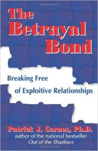 The Betrayal Bond book cover