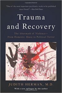 Trauma and Recovery book cover